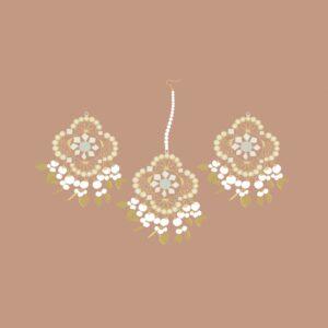 Earring & Tikka Sets